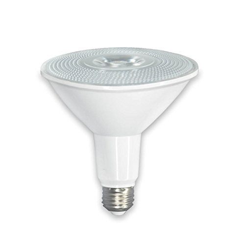 ECOL 30W PAR38 LED Spot Light Bulb, IP65 Both Outdoor And